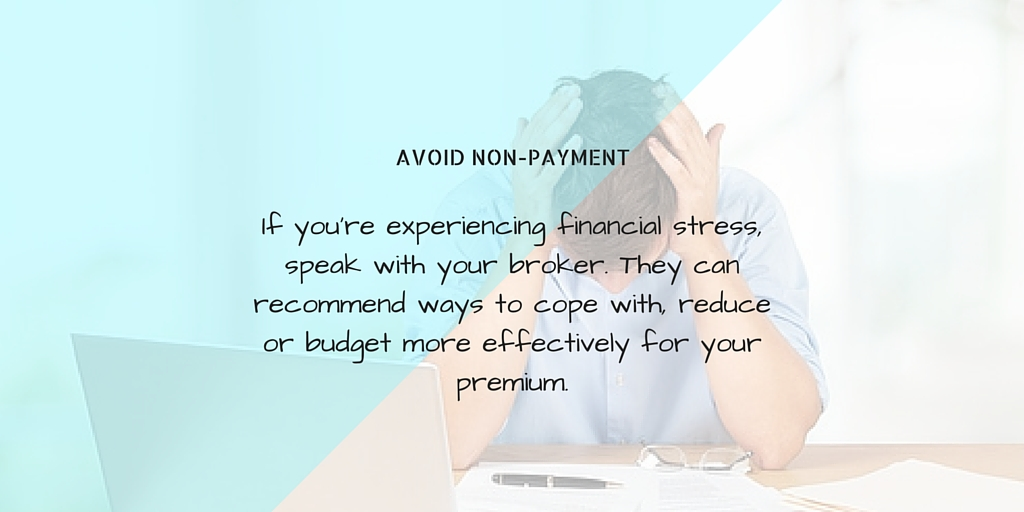 How to Avoid Non-Payment