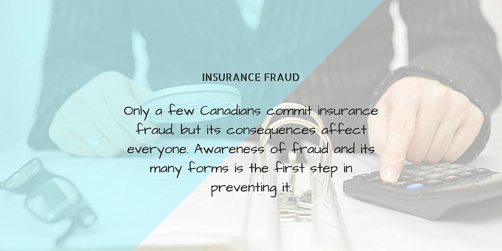 Insurance Fraud Affects Everyone