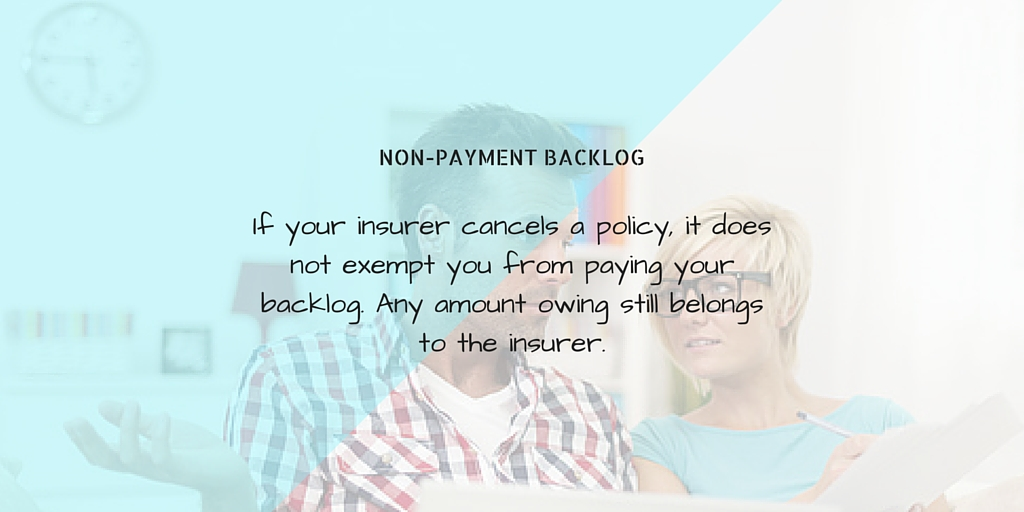 Non-Payments Do Not Disappear